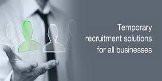 temporaray recruitment